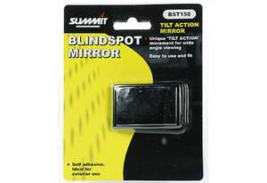 Summit Tilt Blindspot Car Mirror £1.00 @ Halfords
