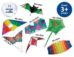 Large Kites for sale from July 28th @ ALDI £4.99