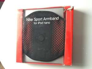 Nike Sport Armband for iPod Nano, priced at 50p, scanned for 10p @ B&M