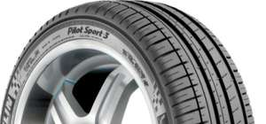 Michelin Pilot Sport 3 225/40 ZR18 92Y XL with rim protection ridge (FSL) GRNX for £112.20 free delivery + £50 petrol voucher + 3.15% TCB