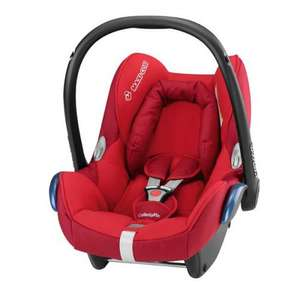 Maxi cosi cabriofix car seat £53 at boots or £43 after points