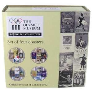 Yorkshire Trading Olympic Memorabilia Royal Doulton / Olympic Museum from £1.99