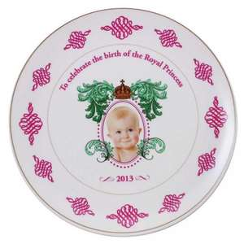 50 Royal Princess 2013 Celebration Souvenir Plates - £149 @ WholesaleClearance