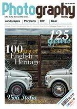 12 Month Photography Monthly magazine subscription £21.99 @SubscriptionSave