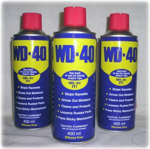 400ml can of WD40 only £2 @ Asda