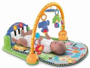 Fisher-Price Discover-n-Grow Kick and Play Piano Gym- £28.49 @ Amazon