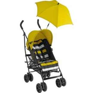 Mamas & Papas Swirl Pushchair with Rain Cover & Matching Parasol in Lime £49.99 @ Argos