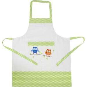 Living 5 Piece Owl Textile Set - Apron, Oven Gloves & 3 Tea Towels now £5.99 @ Argos