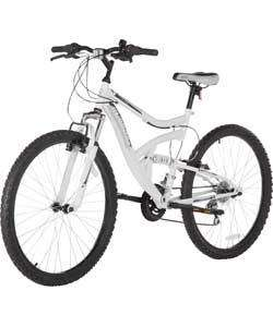Muddyfox Landslide 26 Inch Dual Suspension Bike £99.99 @ Argos