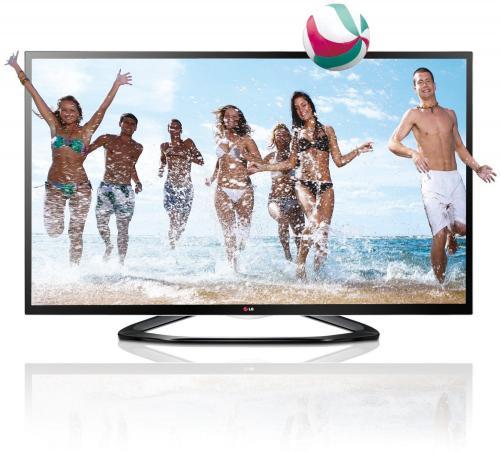 "LG 47LA6408 47"" Cinema 3D LED (edge),A+,Full HD,200Hz MCI,WiFi, DVB-T,Sat tuner, Smart TV, NFC, Magic remote control + Free LG BP420 3D Blu-ray player (RRP.EUR80)! £565.76 @Amazon.de ish"