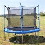 HQ 8FT Trampoline with Inside Enclosure Price £89.99    Was £189.99 @ The Sports HQ