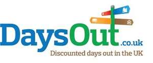 Annual Subscription to DaysOut.co.uk for only £3.50 instead of £14.99  - £24,000 worth of vouchers to print out....