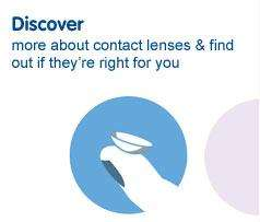 Free Contact Lense Trial and Assessment at Boots