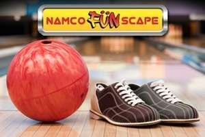 Trafford Centre - Manchester Bowling Namco Funscape, 3 games = £6pp