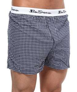 Ben Sherman Big And Tall Boxer Shorts Another Style £2.99 On Amazon