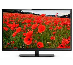 "Currys LOGIK L24FED13 24"" LED TV with Built-in DVD Player £129.99 Delivered."