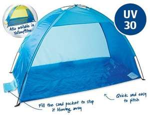 Aldi beach shelter £9.99 from 28 july