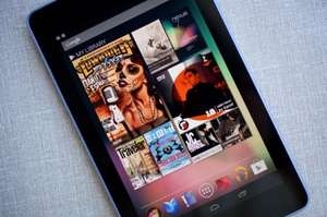 Asus Google Nexus 7 inch 16GB Android 4.2 Jellybean Wi-Fi Tablet  (Refurb Grade A) £109.99 @ SweetBuzzards / Play