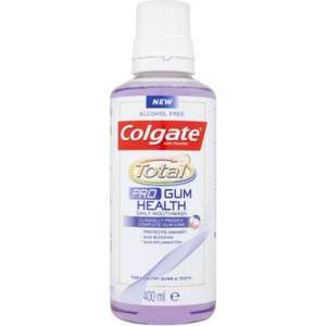 Colgate Total Pro Gum Health Daily Mouthwash £2 @ ASDA