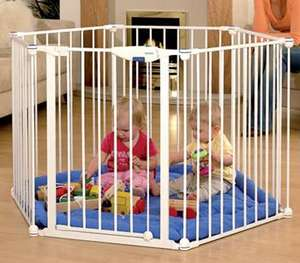 Lindam Safe & Secure Metal playpen £35.22 @ kiddicare pricematch instore