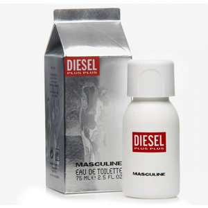Diesel Plus Plus Masculine Aftershave 75ml for £10 @ Wilikinsons