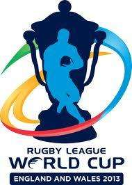Buy one Rugby League World Cup ticket, get one half price
