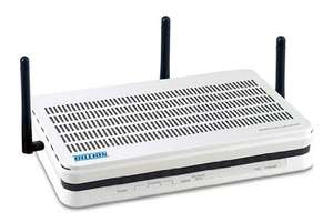 Billion BiPAC 7800N Dual WAN ADSL2+/Broadband Wireless-N Gigabit Firewall Modem Router £101.48 @ Amazon.co.uk