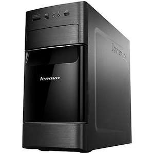 John Lewis + 2 year warranty included @ £369.95.  Lenovo H520 Desktop PC, Intel Core i5, 3.0GHz, 4GB RAM, 1TB, Black & Silver