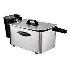 Morphy Richards Stainless Steel 3L Deep Fat Fryer - save £35 now £14.99 @ Sainsbury's