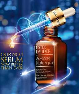 Claim free 7ml sample Advanced Night Repair Synchronized Recovery Complex II @ Estee Lauder