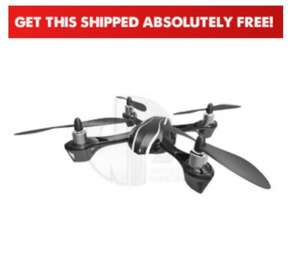 Hubsan X4 Mini Quad Copter delivered only £24.99 @ wirelessmadness