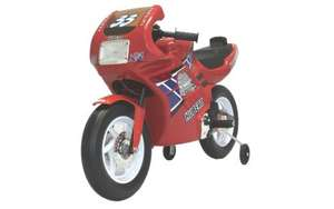 6v Ride-on motorbike for kids £36.99 delivered @ Rideoncars.co.uk