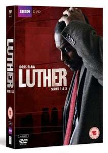Luther: Series 1-2 Box Set [DVD] - £10 @ Amazon UK