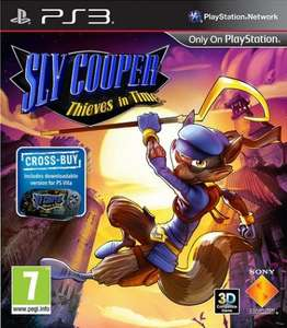 Sly Cooper Thieves in Time PS3 (£10.99) @ PSN store