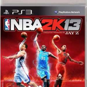 NBA 2013 free on Playstation Plus