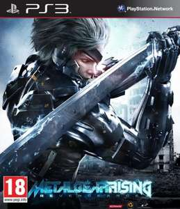 Metal Gear Rising - Revengeance PRE-OWNED PS3 £11.99 @ Blockbuster Marketplace (with code)