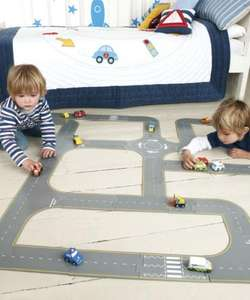 Big City Ready To Drive 46 Piece Slot Together Road System was £12 now £6 del to store @ Mothercare / instore @ ELC