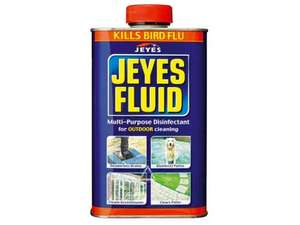 Jeyes Fluid £5.99 In Store @ Lidl from Mon 5th Aug