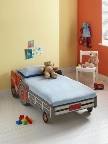 OTIS RED TRACTOR BED FRAME £53.94 @ Argos ebay delivered