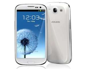 Samsung Galaxy S3 Pebble blue £214.99 @ Expansys