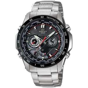 Casio EQW-M1000DB-1AER Men's Edifice Wave Ceptor Radio Controlled Watch £125 @ Nigel Ohara
