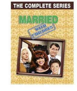 Married... with Children - The Complete Series 1 - 11 [32 DVD's] - £40.94 delivered (Includes Import Fee) from Amazon.com