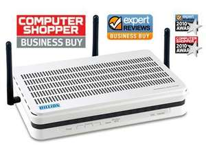 Billion Bipac 7800N Dual WAN ADSL2+/Broadband Wireless-N Gigabit Firewall Modem Router £95 @ Amazon Cleverboxes
