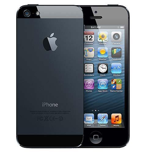 Apple iPhone 5 16GB Sim Free in Black £519.99 Delivered @ bid.tv