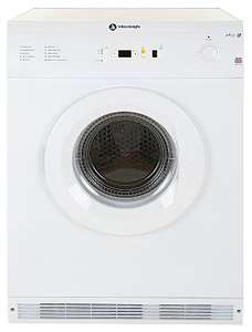 White Knight 6 kg capacity 86AW Electronic Sensing Vented Tumble Dryer £153.95 delivered @ Asda direct.
