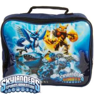 Skylanders lunch bag £2.99!!!  @ home bargains
