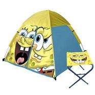 Spongebob Tent and Seat £12.74 delivered with codes @ The Works