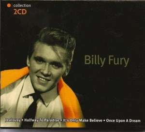 2CD Hits of Billy Fury £1.03 (use for Amazon free shipping)