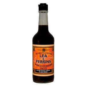 290ml Lea and Perrin's Worcestershire Sauce for 50p in store @ Asda