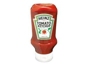 Heinz Tomato Ketchup Squeezy 570g £1.19 @ Lidl
